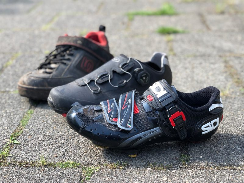 Gravel schoenen - podcast Gravelgirls